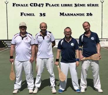 Finales CD47 Place Libre 2019-10